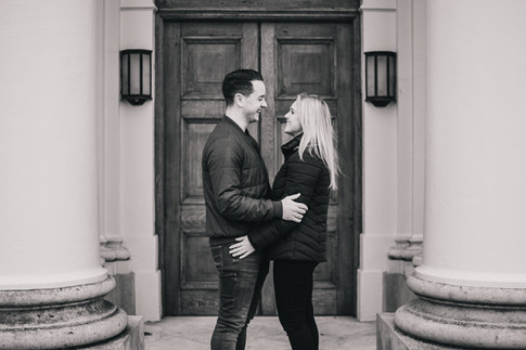 Rachel and Mike, Hylands House Engagment Pictures