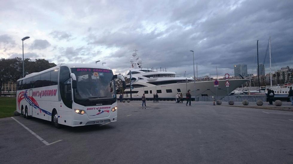 DH61 DON Scania Omni 61 seats