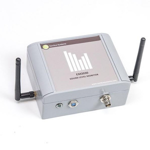 SONITUS SYSTEMS NOISE MONITORING EM2030