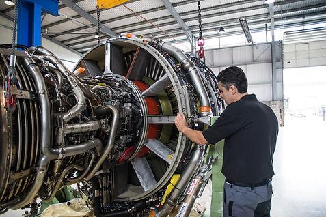 Jet Engine MOT