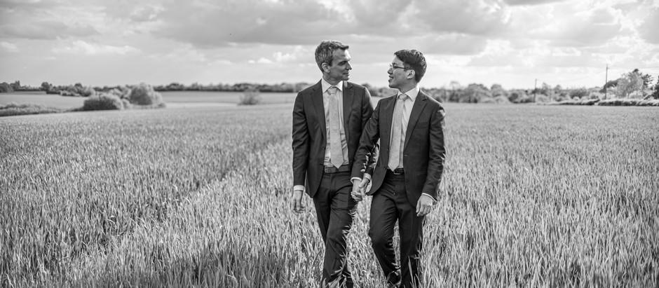 Daniel & David Wedding