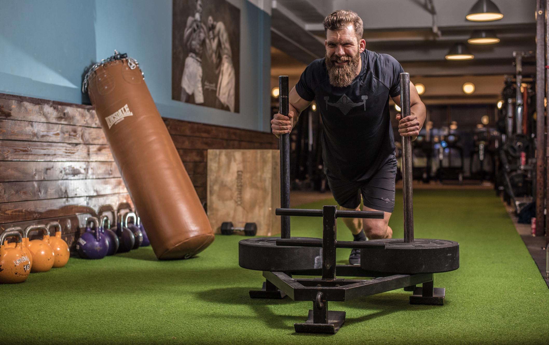 Rebel Strength Hub | Essex | Strong Equipment