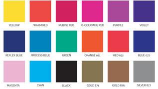Equipment Colour