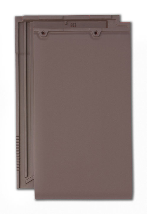 Planum Low Pitch Roof Tile Brown