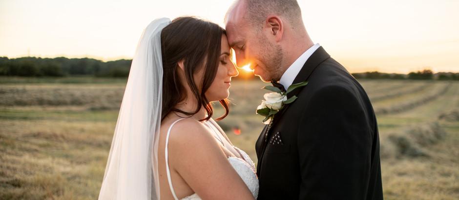 Ian & Amanda's Wedding at Milling Barn