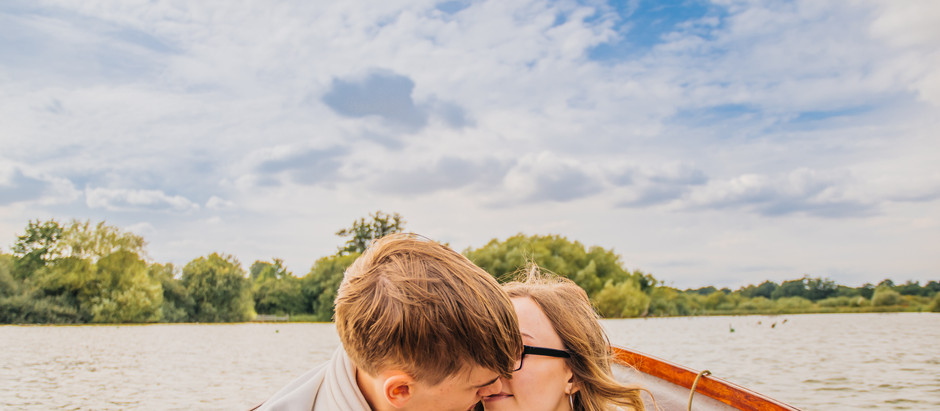 Why we offer a free engagement shoot