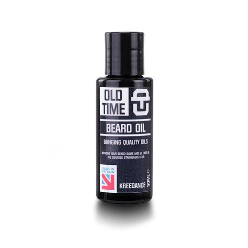 KREEDANCE - OLD TIME STRENGTH BEARD OIL