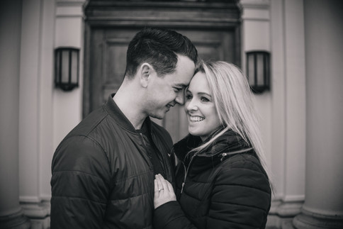 Grace and Lewis, Essex Photography