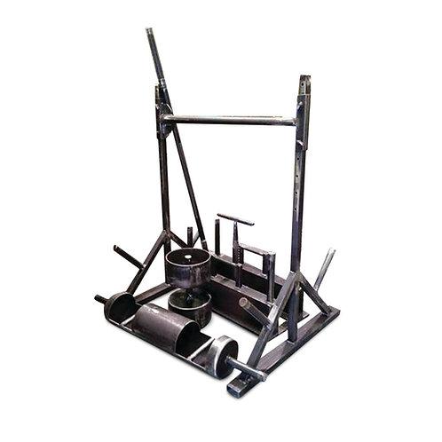 Rebel Strength 7 Piece RAW Starter Kit