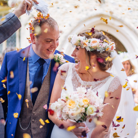 Wedding Day Advice From Our Married Couples!