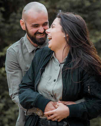 Couples Engagement Photography in Essex