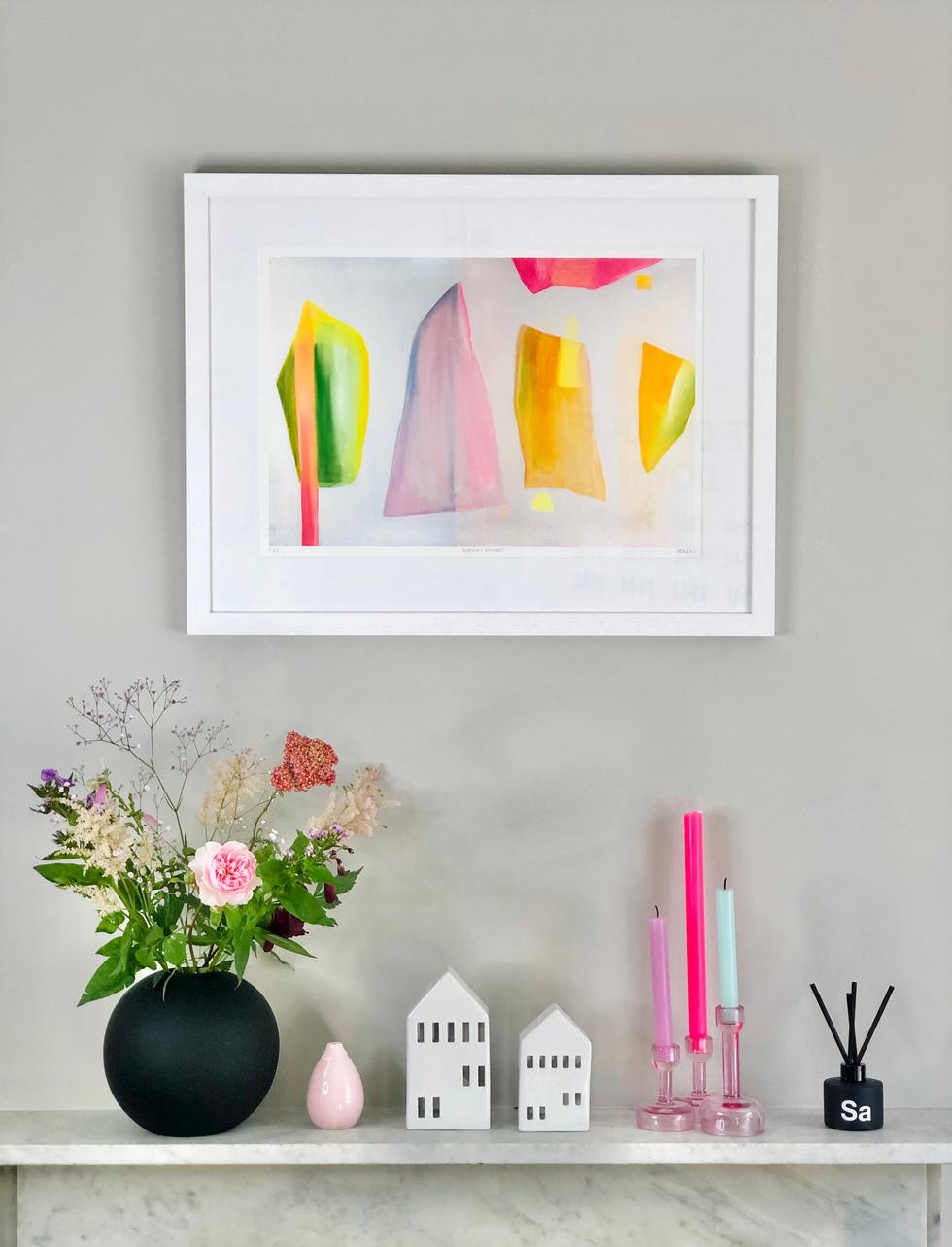 birthday candles framed print.jpg