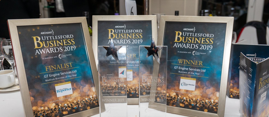 WINNERS OF 'BUSINESS OF THE YEAR 2019'