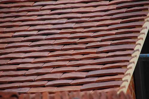 Danbury Handmade Clay Plain Tile