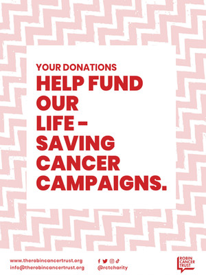 RCT_Poster_Your Donations Help Fund Our