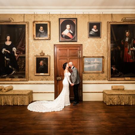 Stuart & Amber's Wedding at Hedingham Castle