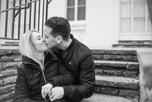 Rachel and Mike, Free Engagement Photoshoot