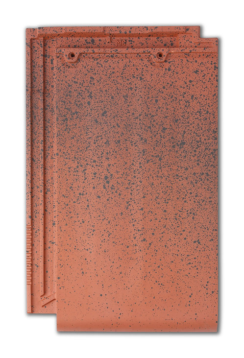 Planum Low Pitch Roof Tile Jaspee Red