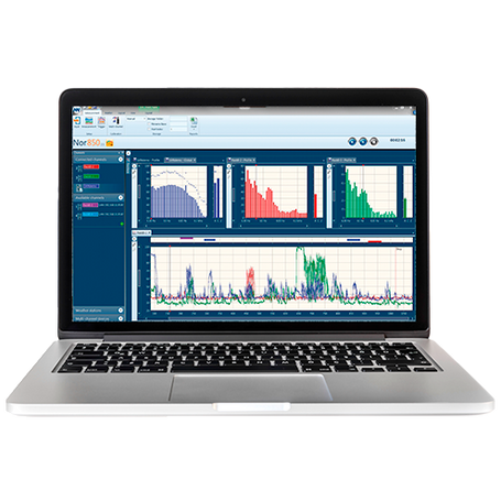 NOR850 REPORTING SOFTWARE