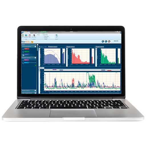 Norsonic 850 Reporting Software