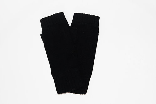 Black Cashmere Wristwarmer