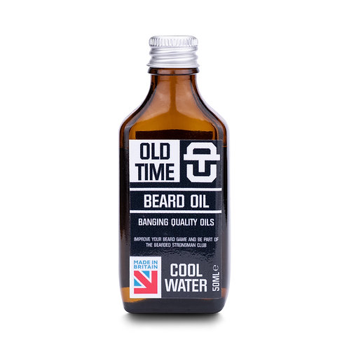 COOL WATER - OLD TIME STRENGTH BEARD OIL