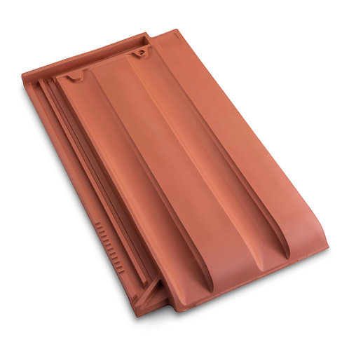 Innova Low Pitch Roof Tile Red