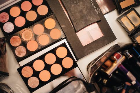 Bridesmaid Makeup - Great Dunmow Wedding