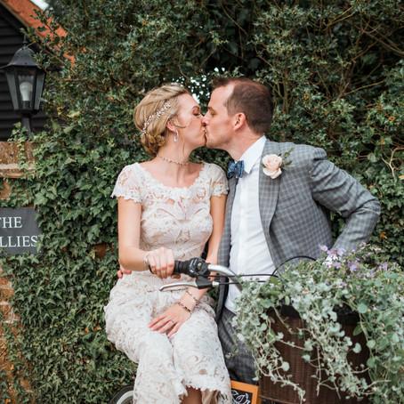 Megan & Luke Wedding in Stansted Mountfitchet