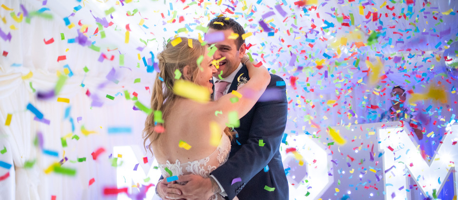 How to throw the ultimate wedding party - DJ Paul Hutchinson