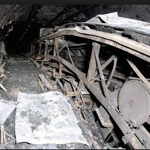 Kings Cross burnt escalators