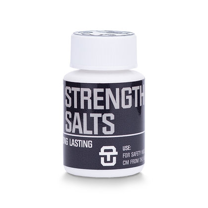 STRENGTH SALTS - OLD TIME STRENGTH 30ml