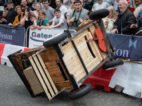 soapbox crash