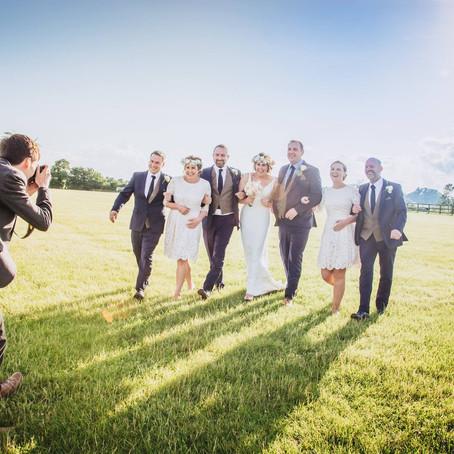 Jordan's Wedding Photography Story