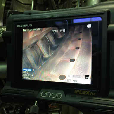 Borescope Inspections