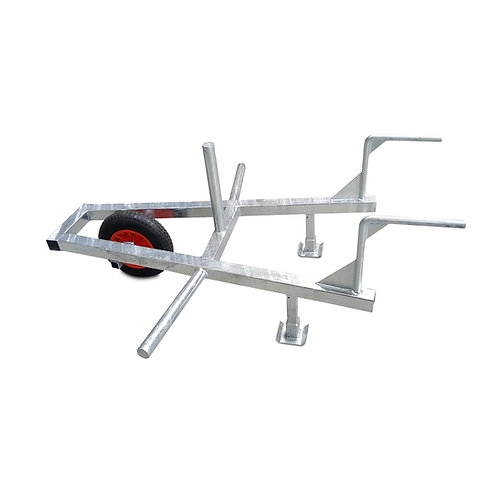 Plate Loadable Wheelbarrow