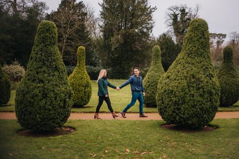Grace and Lewis, Hylands House Chelmsford Photography