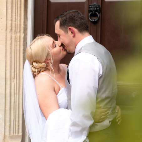 Claire & Mike Pontlands Park Wedding