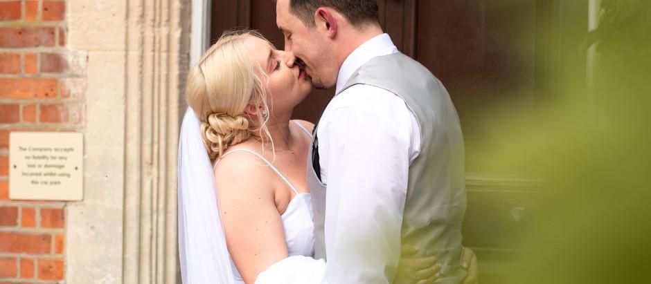 Claire & Mike Pontlands Park Wedding