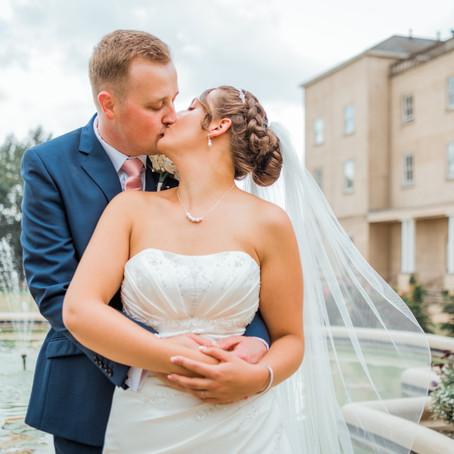 Charlotte & Matt Wedding at Down Hall, Essex