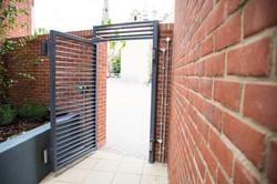 London Louvred Gates