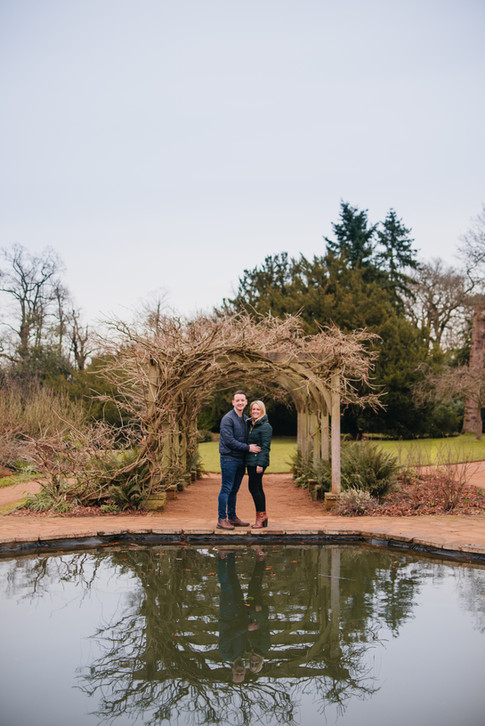 Rachel and Mike, Engagement Photography in Essex