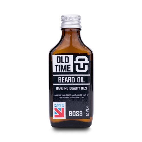 BOSS - OLD TIME STRENGTH BEARD OIL