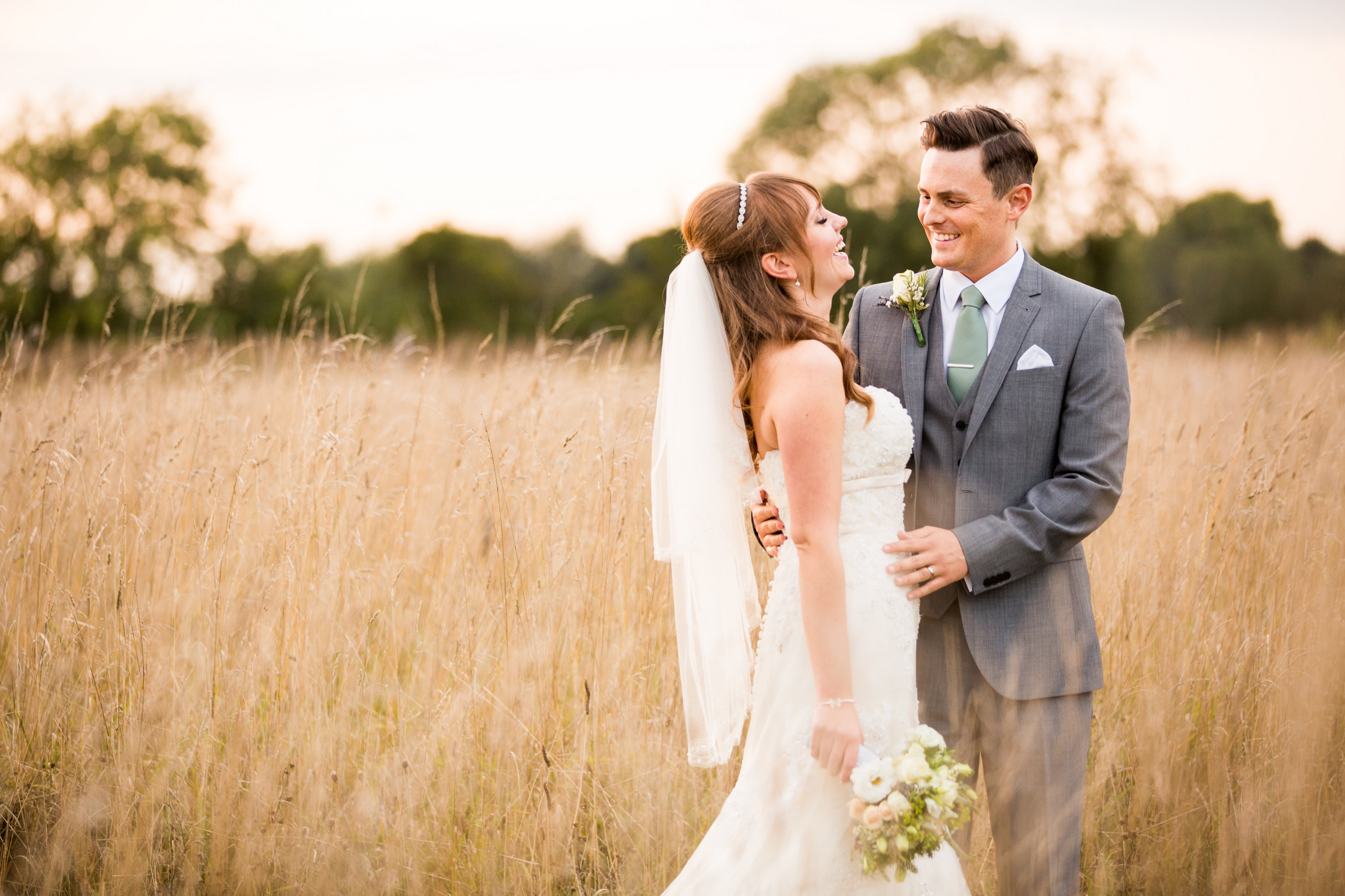 Maidens Barn Country Wedding
