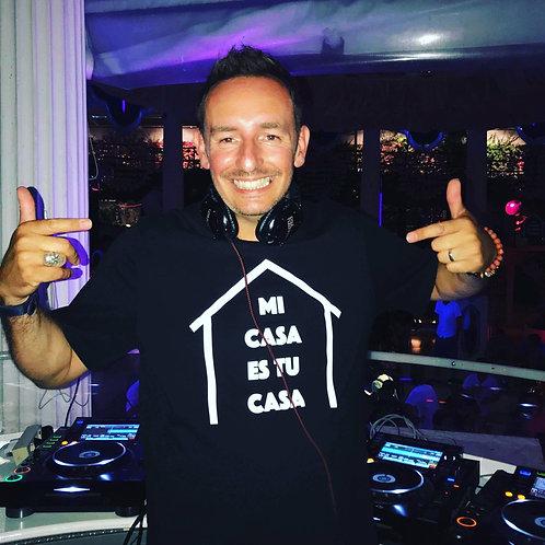 Mi Casa Es Tu Casa T-shirt