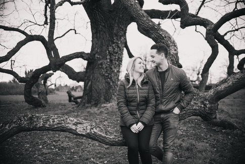 Rachel and Mike, Couples Photography in Essex