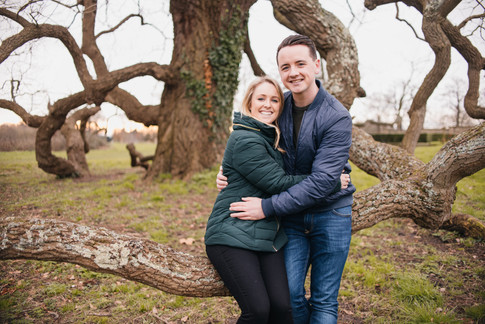 Rachel and Mike, Engagement Photoshoot