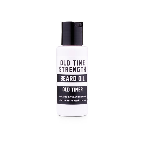 Old Timer- Old Time Strength Beard Oil