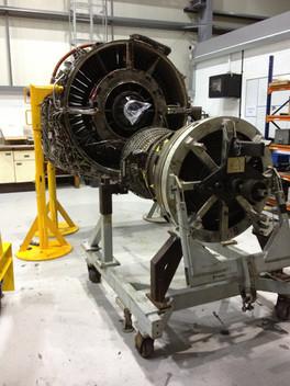CFM56 -7 Teardown