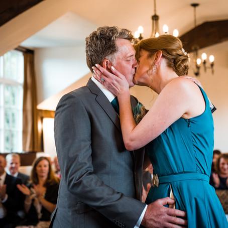 Heather & Justin Bishops Stortford Golf Club Wedding